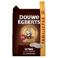 D.E. kaffeepads Intens 1x54 pads