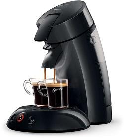 Philips Kaffeemaschine Senseo HD7817 Schwarz