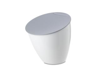 Mepal Abfallbehälter Weiß
