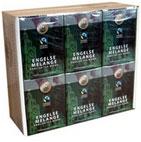 Alex Meijer Tee,  Englische Melange 6x10 Taschen à 2 gr. Fairtrade