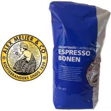 Alex Meijer kaffeebohnen 1000 gr.Entkoffeiniert