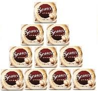 80 Senseo Cappuccino Pads (10x8)