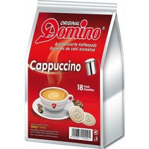 NEU 18 Domino kaffeepads,Cappuccino