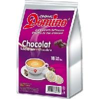 NEU 18 Domino kaffeepads, Schokolade