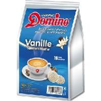 NEU 18 Domino kaffeepads, Vanilla
