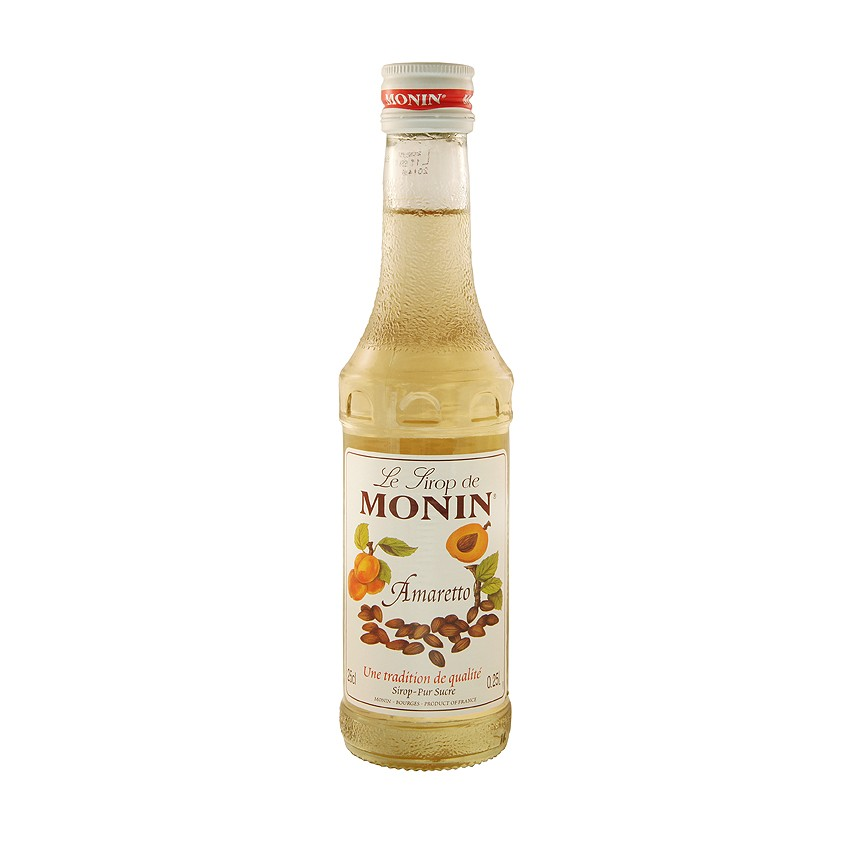 Monin Kaffeesirup Amaretto 250 ml