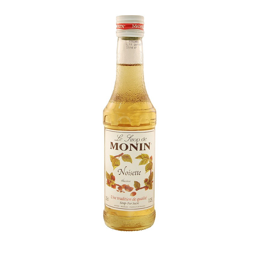 Monin Kaffeesirup Haselnuss 250 ml