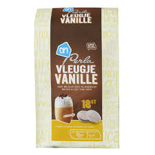 18 Vanille 'Perla with a Twist' Kaffeepads (1x18)