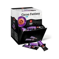 D.E. dispenderbox Cacao fantasy 100x22gr.