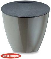 Mepal Abfallbehälter Titanium
