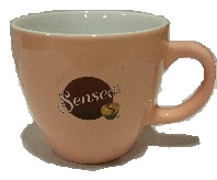Senseo Tasse/Becher Rose Gross
