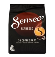 36  Senseo kaffeepads 1x36 pads, Espresso