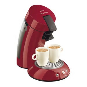 Philips Kaffeemaschine Senseo HD7804 Rot