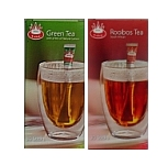 Royal T-Sticks Testpaket Green Tea und Rooibos Testpaket 2x30 Sticks