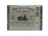 The Tea of Africa.Fairtrade Rotbusch Teebeutel 40x 2,5gr